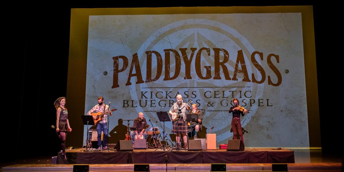 Derek Byrne & Paddygrass