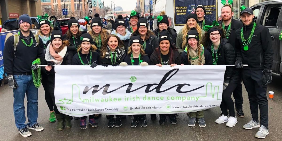 Milwaukee Irish Dance Company