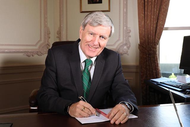 Ambassador Mulhall: Ireland and America