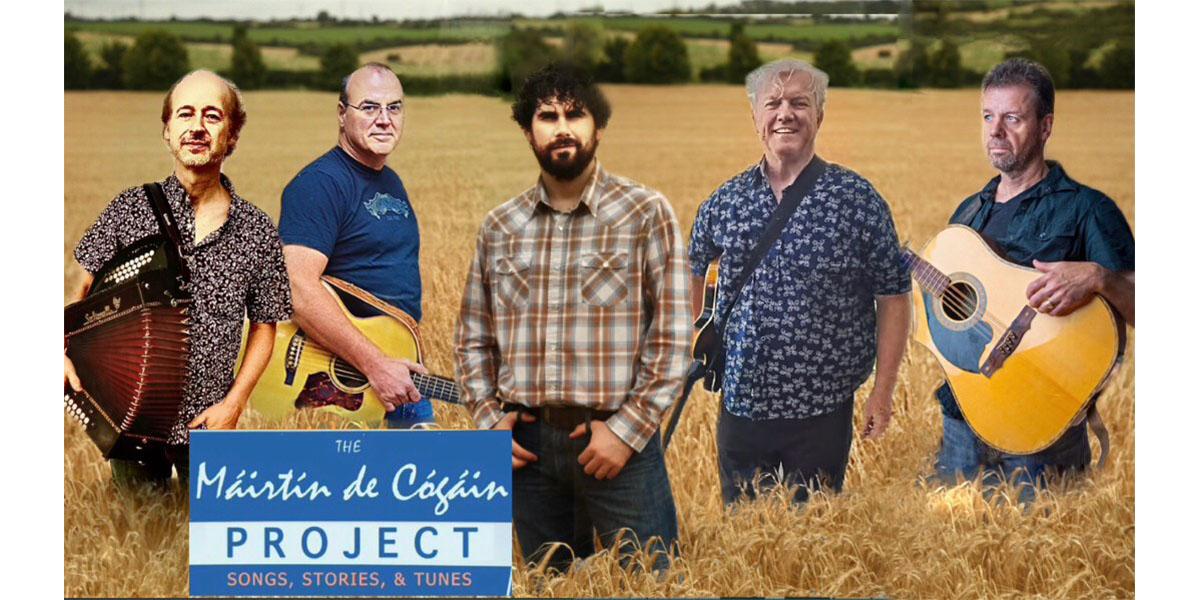 Máirtín de Cógáin Project