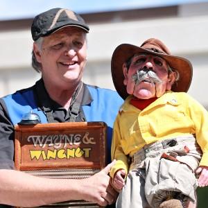 Wayne Francis, Puppeteer