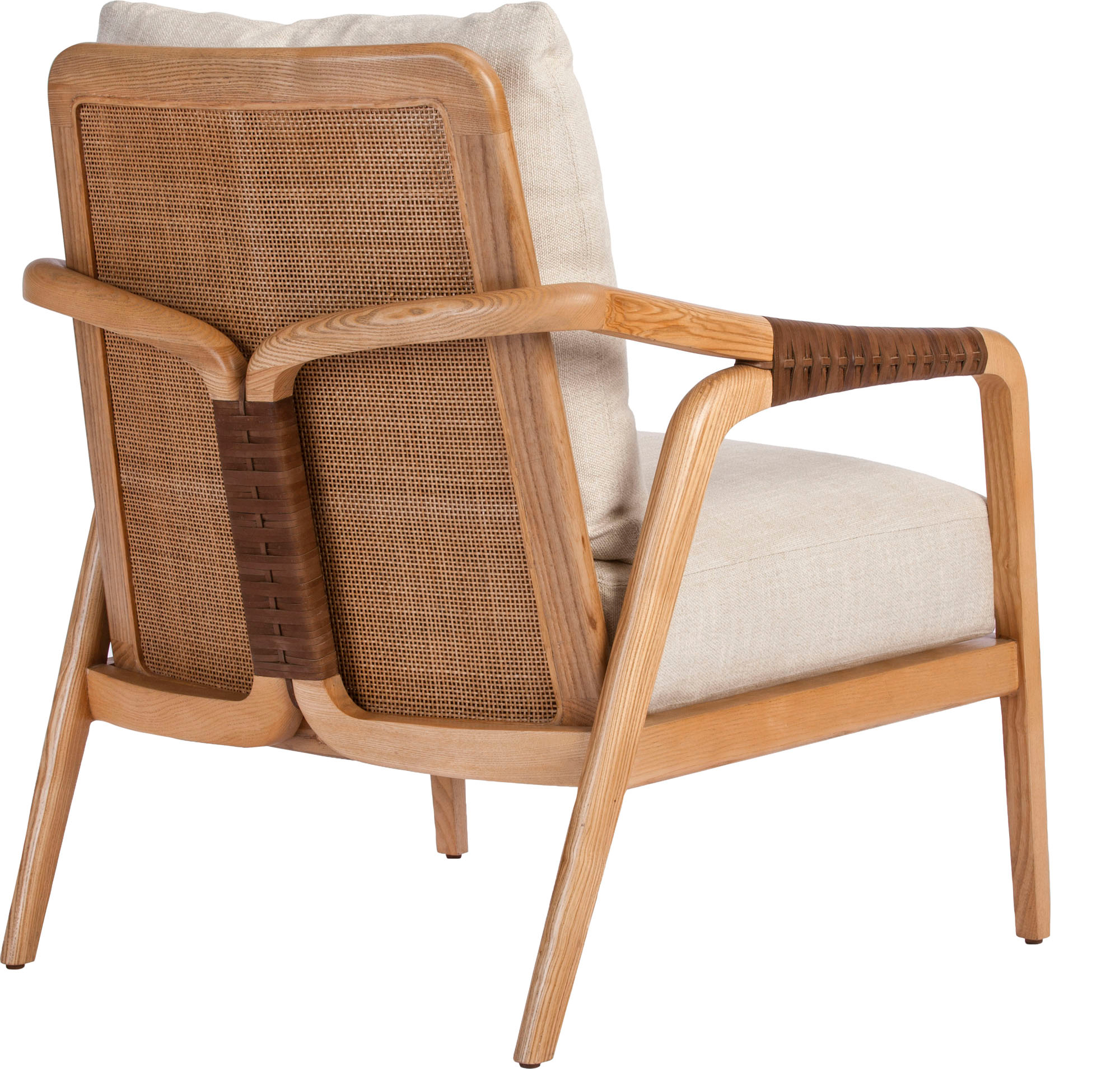 Knot Lounge Chair neocon 2021 padstyle.com