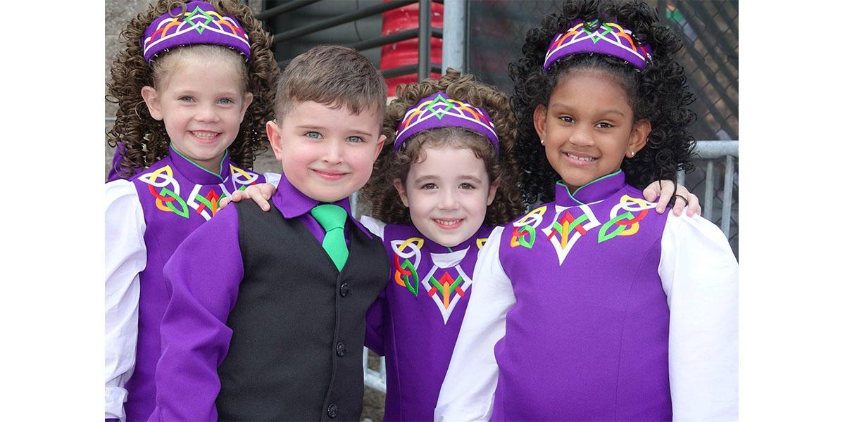 Glencastle Irish Dancers