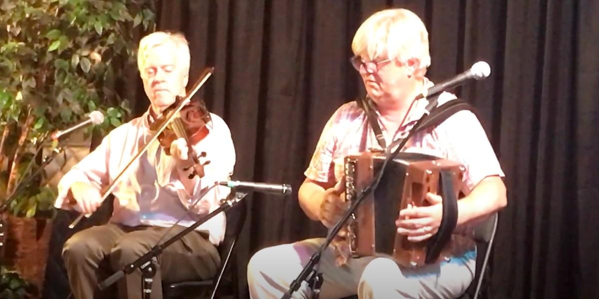 John Whelan and Brian Conway