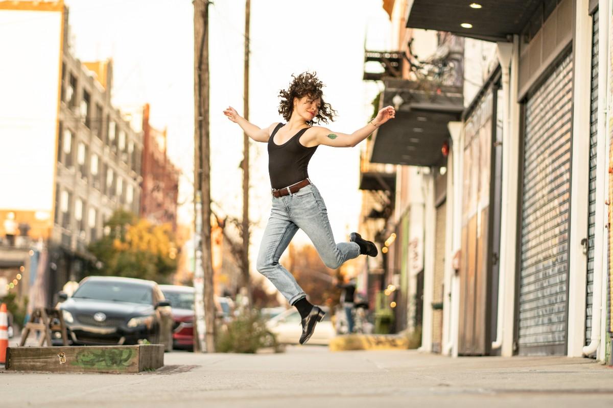 Danielle Enblom - Sean-Nós Dance