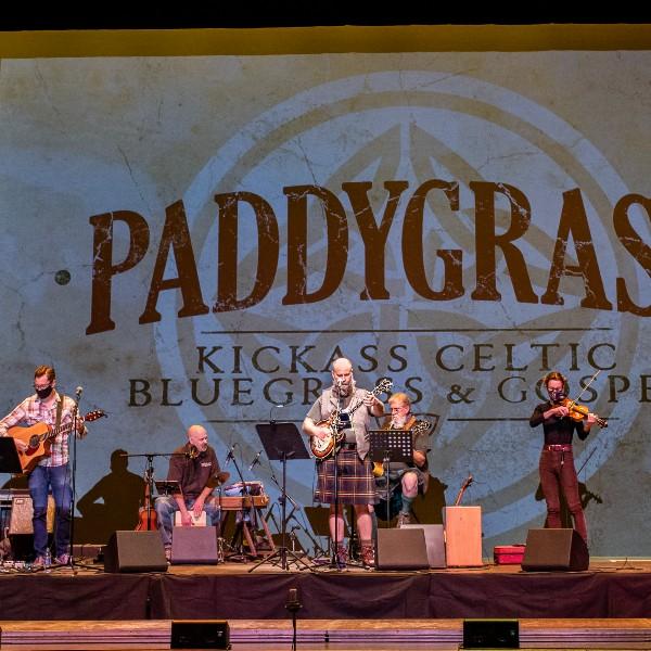 Derek Byrne and Paddygrass