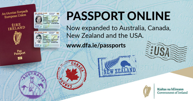 Consulate General of Chicago: Irish Citizenship and Passport Information