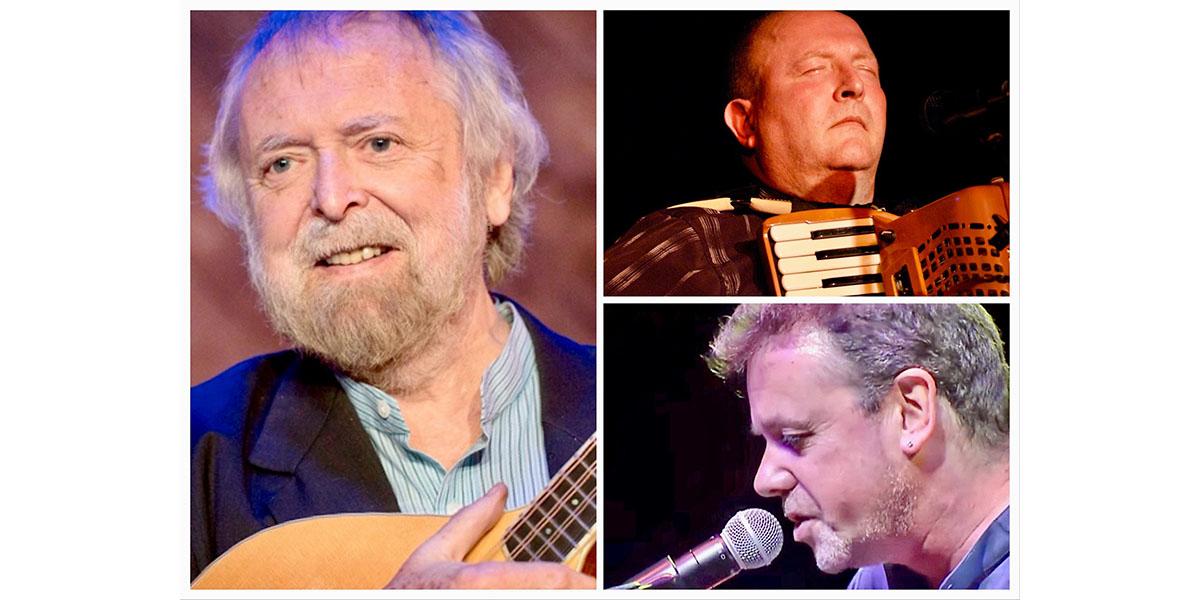 Mick Moloney, Jimmy Keane & Pat Broaders