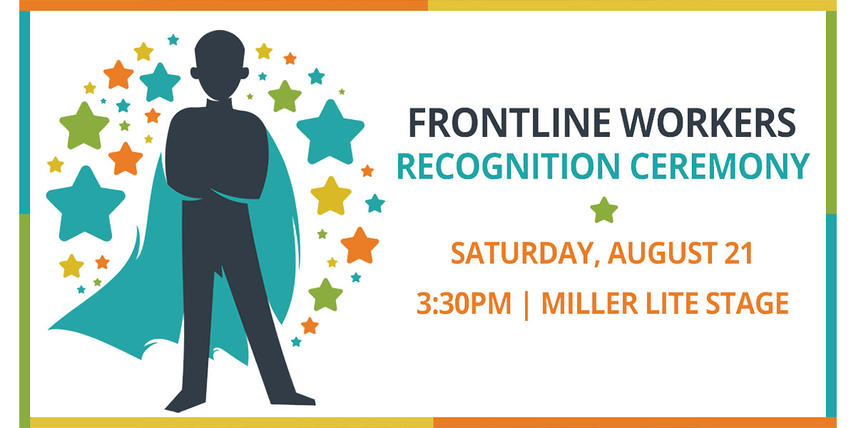 Frontline Workers Recognition Ceremony